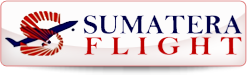 Sekolah Pramugari Sumatera Flight Education Center Logo